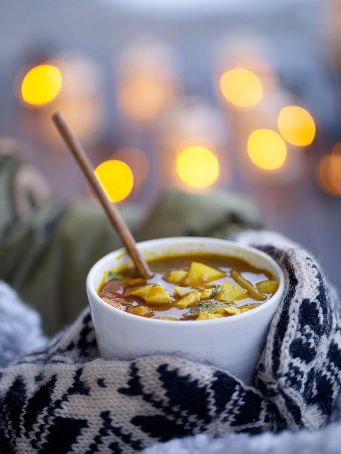 varm-suppe