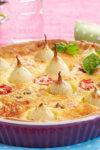 Klassisk lammestek med fløtegratinerte poteter