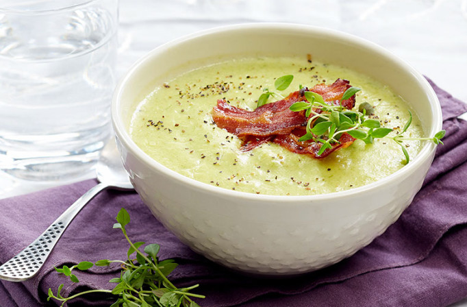 potet-suppe