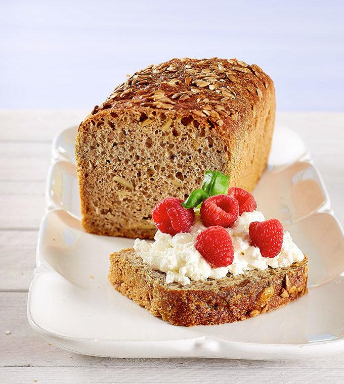 spelt-brød