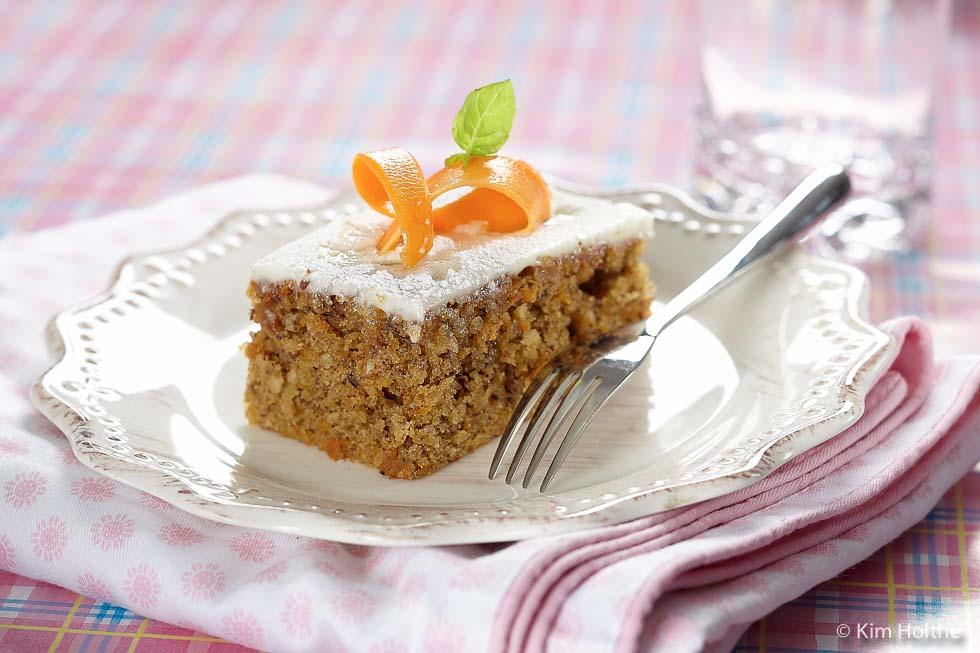 gulrot-kake