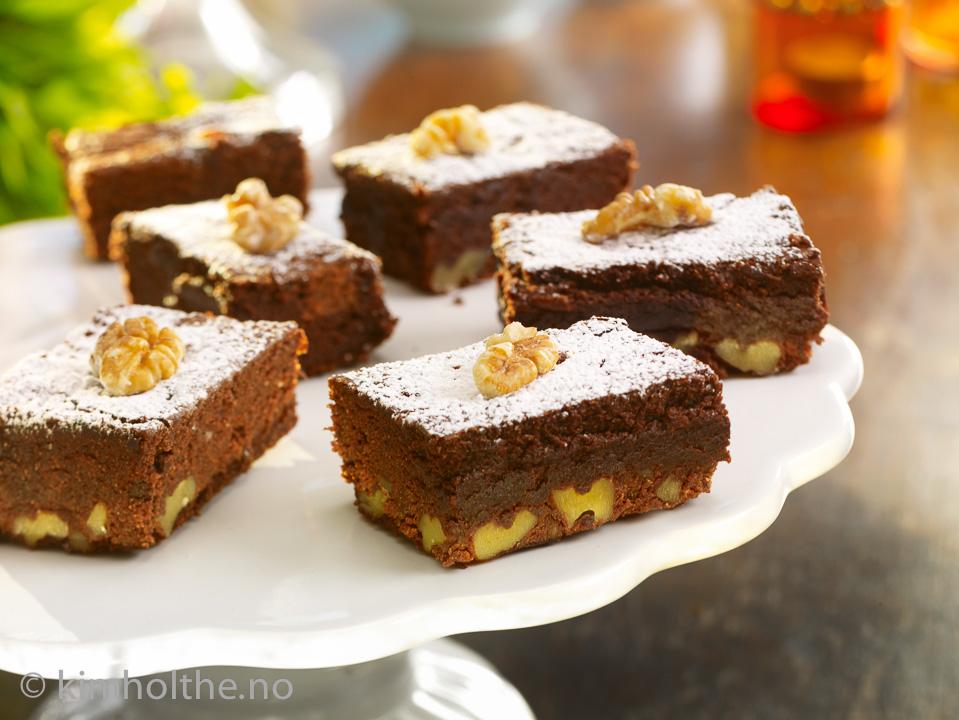 Brownie-med-siruo