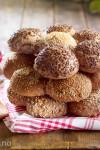 Marmorkake med vri – Sitronmarmorkake