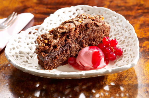 sjokolade-daijm-kake