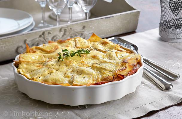 kylling-lasagne-spinat