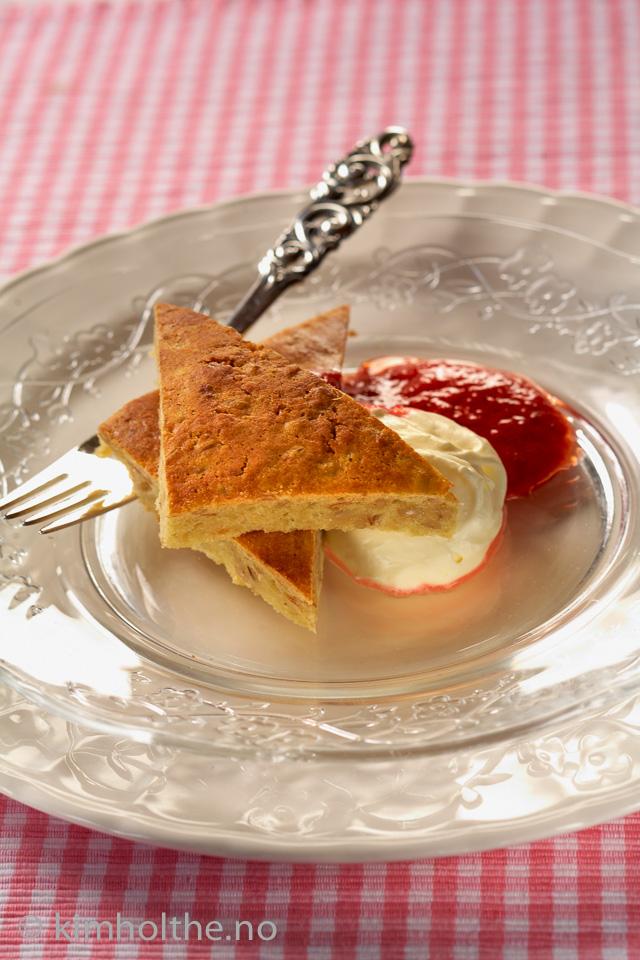 bygg-mels-kake