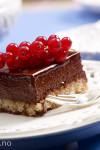 Sjokoladebrød med marsipan og sjokoladebiter