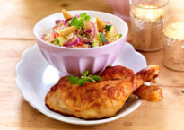 kylling-couscous-gronnsaker