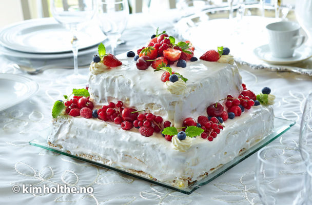 Jubileums-kake