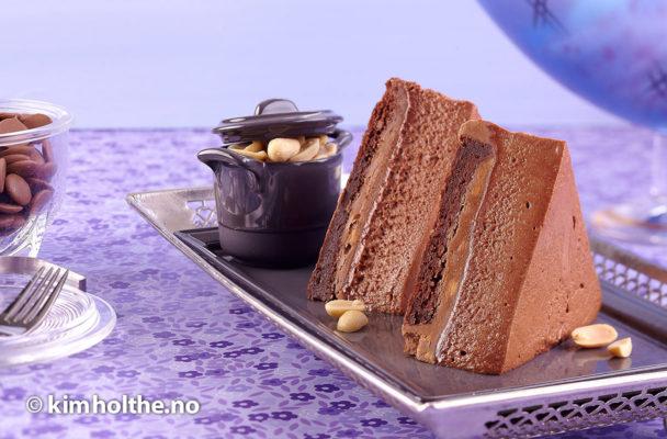 saftig-peanott-kake