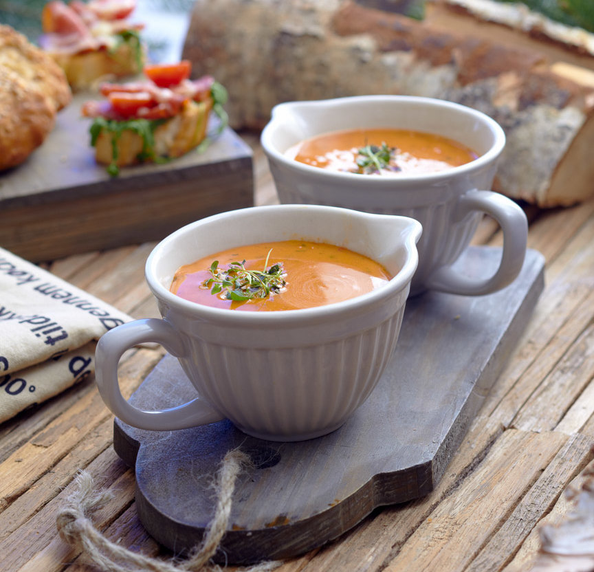 hot-tomatsuppe