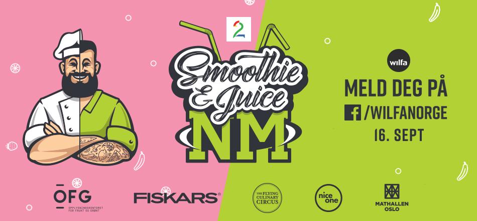 NM i smoothie og juice