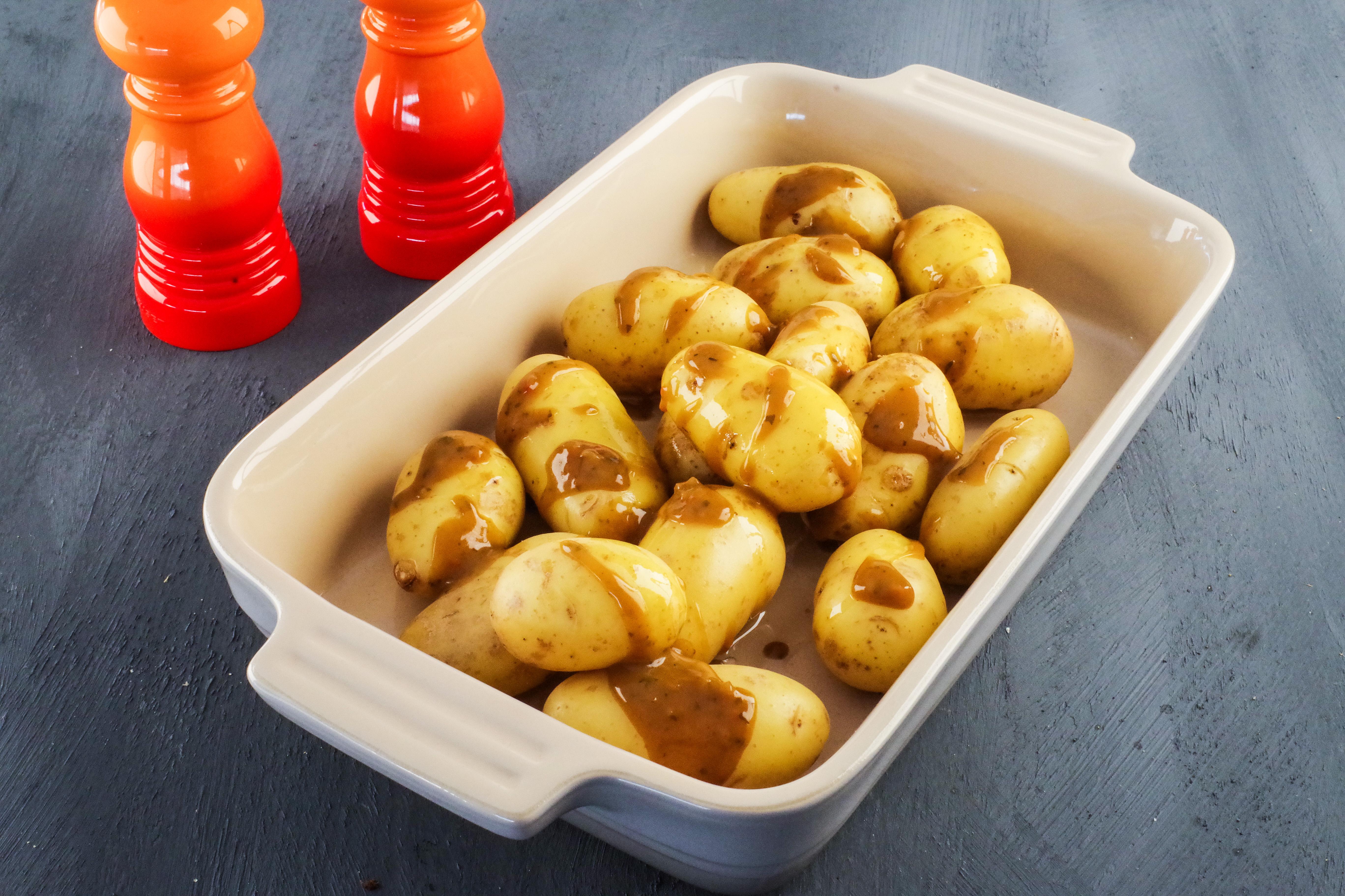 poteter med kraft