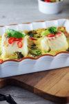 Pasta Bolognese i form