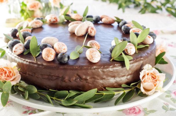 blotsjokoladekake